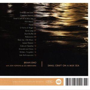 Brian Eno, Jon Hopkins & Leo Abrahams için avatar
