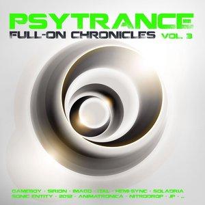 PsyTrance, Vol. 3 (Finest PsyTrance And Goa Trance Music)