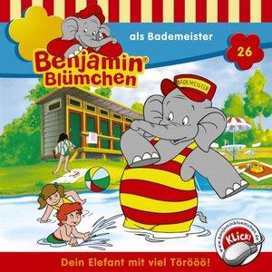 Folge 26 - Benjamin Blümchen als Bademeister
