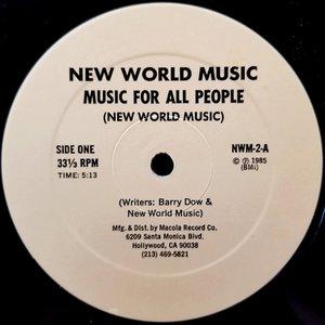 Avatar for New World Music
