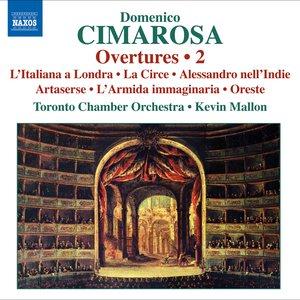 Cimarosa: Overtures, Vol. 2