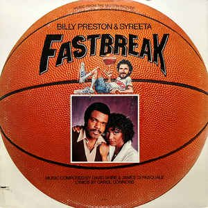 """Music From The Motion Picture """"Fast Break"""""""