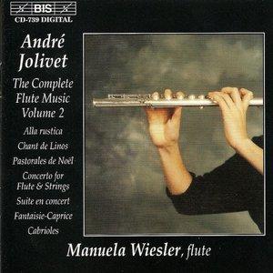 JOLIVET: Complete Flute Music, Vol. 2