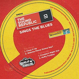 Sound Republic Sings the Blues EP