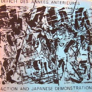 Action And Japanese Demonstration