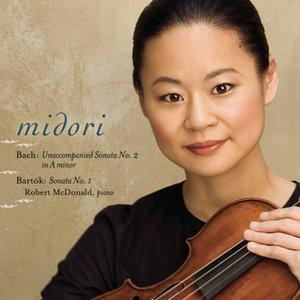Bach: Sonata No. 2 in A minor; Bartók: Sonata No. 1