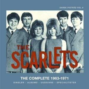 The Scarlets / Dansk Pigtråd Vol. 8 - (CD 1)
