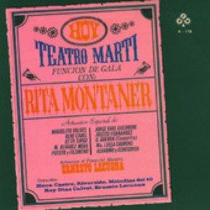 Hoy Teatro Marti Function de Gala Con Rita Montaner