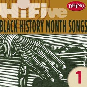 Rhino Hi-Five: Black History Month Songs 1