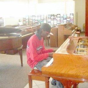Avatar for Antoine Smith, pianist
