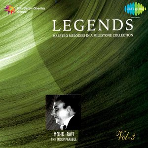 Legends, Volume 3
