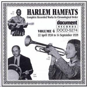Harlem Hamfats Vol. 4 1938-1939