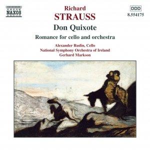 STRAUSS, R.: Don Quixote / Romance for Cello and Orchestra