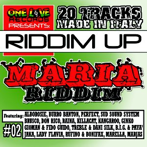 Riddimup#2: Maria riddim