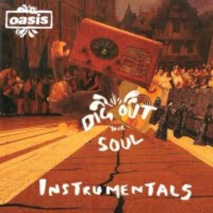 Dig Out Your Soul Instrumentals