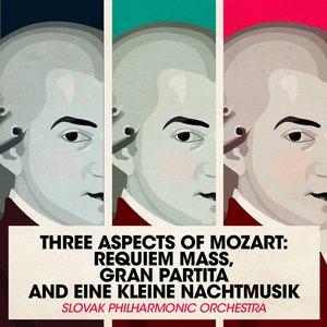 Three Aspects of Mozart: Requiem Mass, Gran Partita and Eine Kleine Nachtmusik