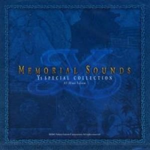 Ys Special Collection -All About Falcom- Memorial Sounds