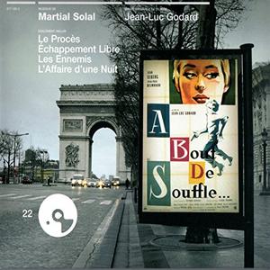 A bout de souffle (Breathless) [Original Soundtrack] [1959]