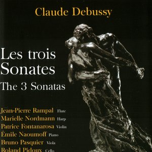 Image for 'Claude Debussy: Les trois Sonates / The 3 Sonatas'