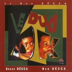 Le duo Grace Décca & Ben Décca