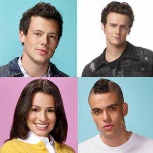 Avatar de Lea Michele, Cory Monteith, Mark Salling, Jonathan Groff