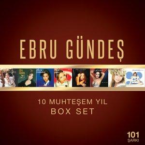 Ebru Gündeş 10 Muhteşem Yıl Box Set