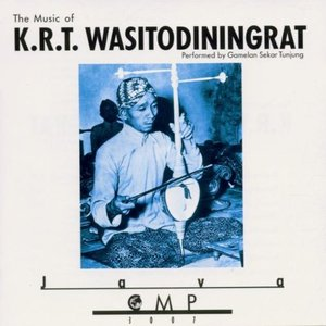 Image for 'The Music of K.R.T. Wasitodiningrat'