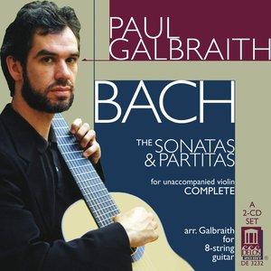 Bach, J.S.: Sonatas and Partitas (arr. for guitar)