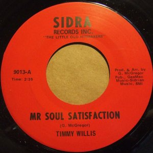 Mr. Soul Satisfaction