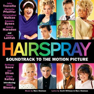 Image for 'Hairspray - Soundtrack to the Motion Picture'