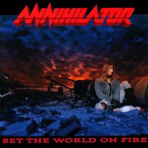 Bild für 'Set the World on Fire'