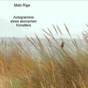 Image for 'Autogramme eines anonymen Künstlers'