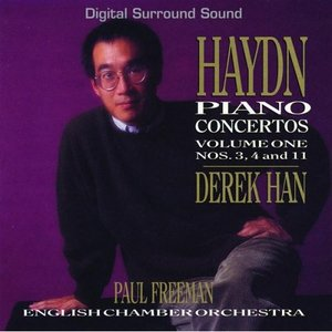 Haydn Piano Concertos: Vol. 1
