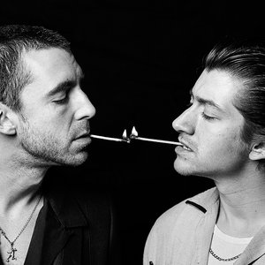 Bild für 'The Last Shadow Puppets'