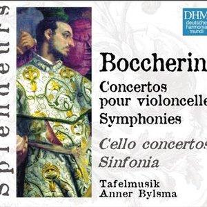 DHM Splendeurs: Boccherini: Concertos Violoncelle