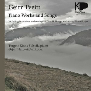 Geirr Tveitt Piano Works and Songs