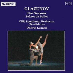 Image for 'GLAZUNOV: The Seasons / Scenes de Ballet'