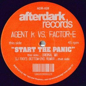 Avatar for Factor E Vs. Agent K