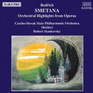 SMETANA: Orchestral Highlights from Operas
