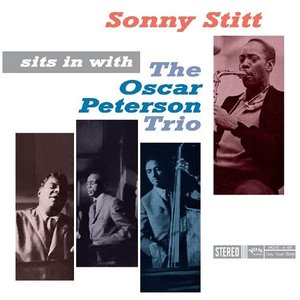 Sits In With The Oscar Peterson Trio