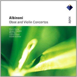 Albinoni : Oboe & Violin Concertos