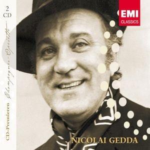 Nicolai Gedda - Champagner-Operette