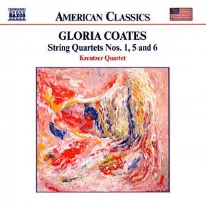Coates, G.: String Quartets Nos. 1, 5 and 6