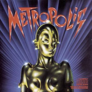 Metropolis - Original Motion Picture Soundtrack