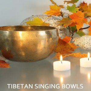 Tibetan Singing Bowls for Yoga Meditation, Relaxation and Chakra Balancing. Soothing Traditional Oriental Music