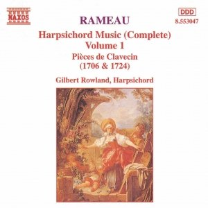 Image for 'RAMEAU: Harpsichord Music, Vol.  1'