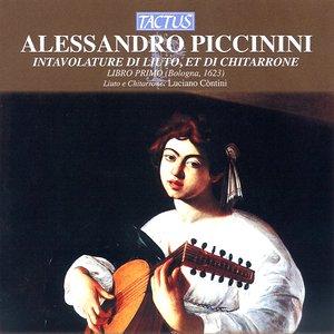 Piccinini: Intavolatura di Liuto, et di Chitarrone, Book 1