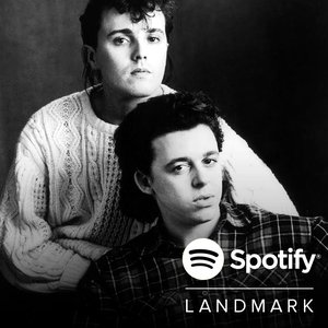 """Spotify Landmark: Tears For Fears """"Songs From The Big Chair"""""""