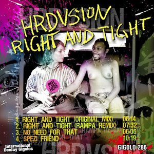 Right and Tight EP