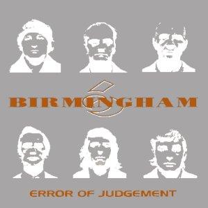 Error of Judgement
